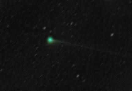 Cometa C/2014 E2 Jaques