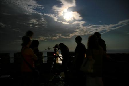 De Sant Sebastià a la lluna