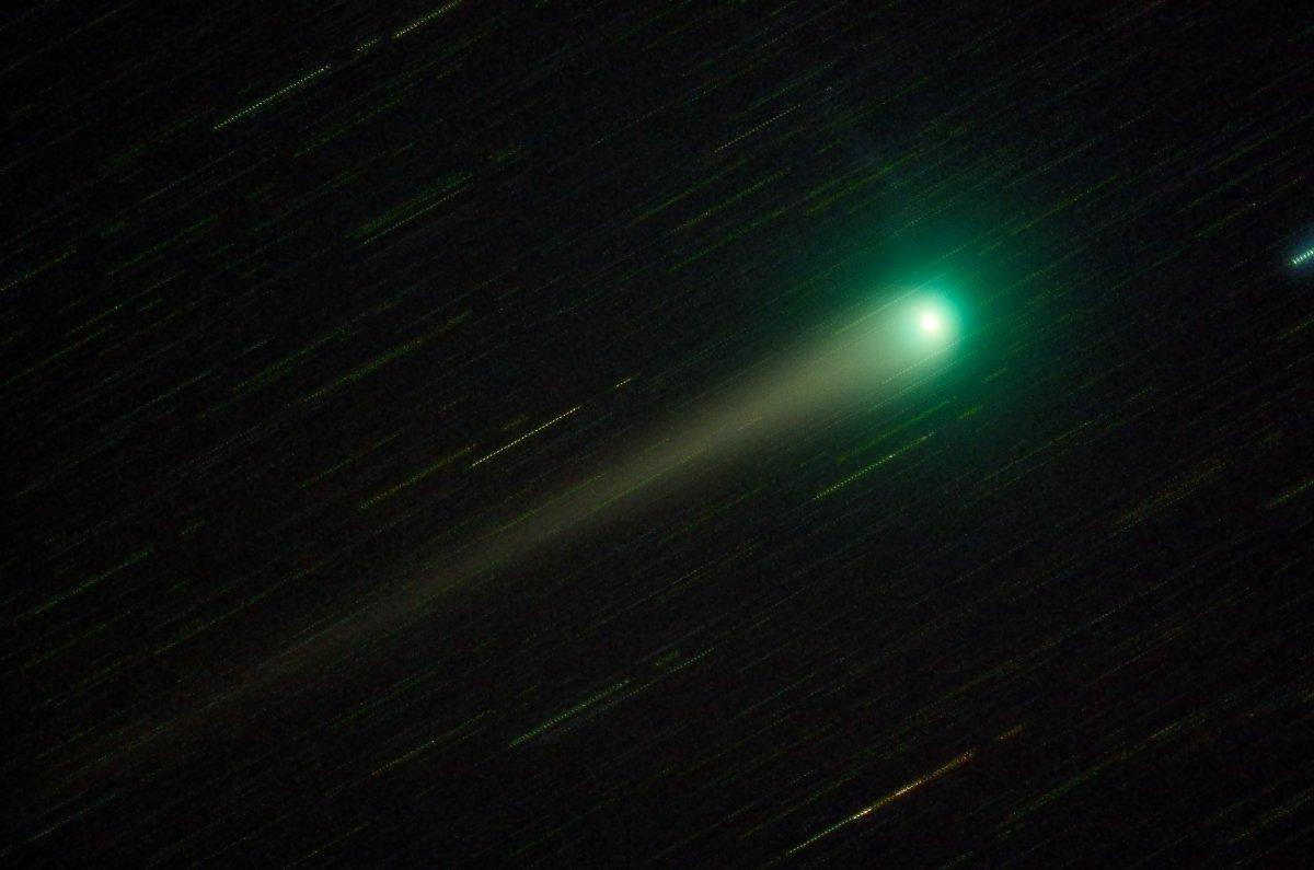 Cometa 2007 N3 Lulin