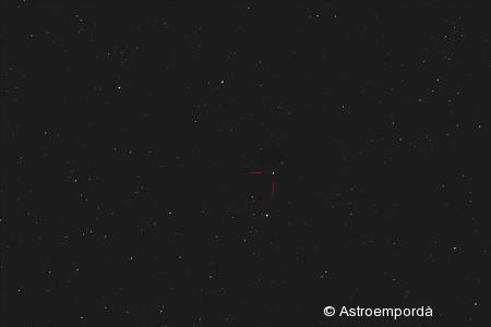 Asteroide 433 Eros en oposició