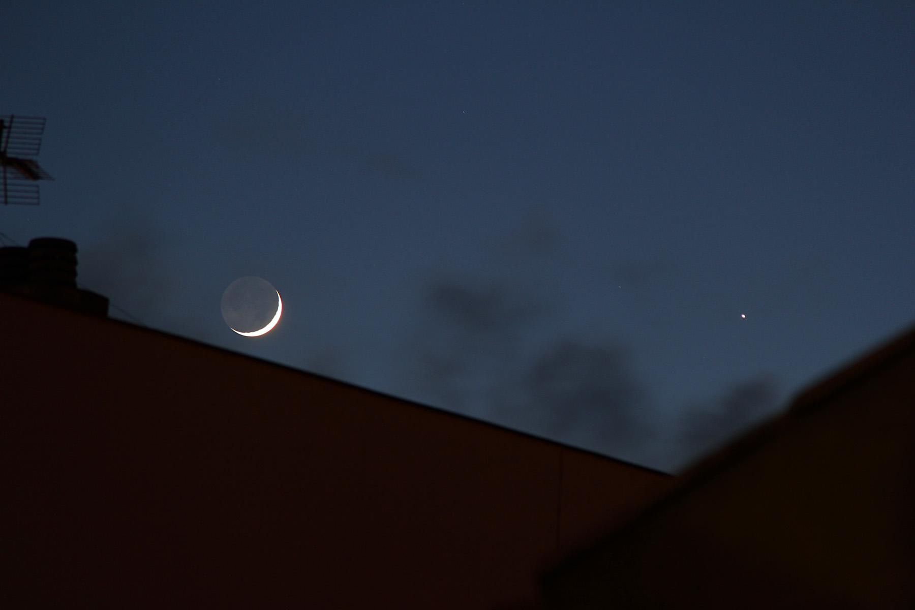 Lluna i júpiter entre cases