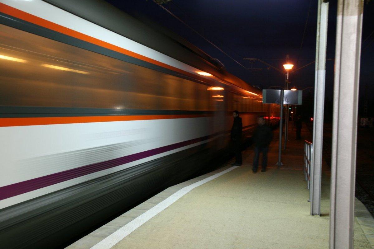 El tren marxa