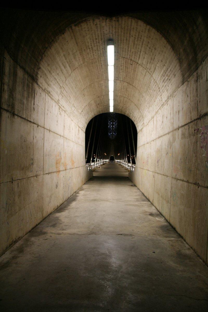 Tunel tètric
