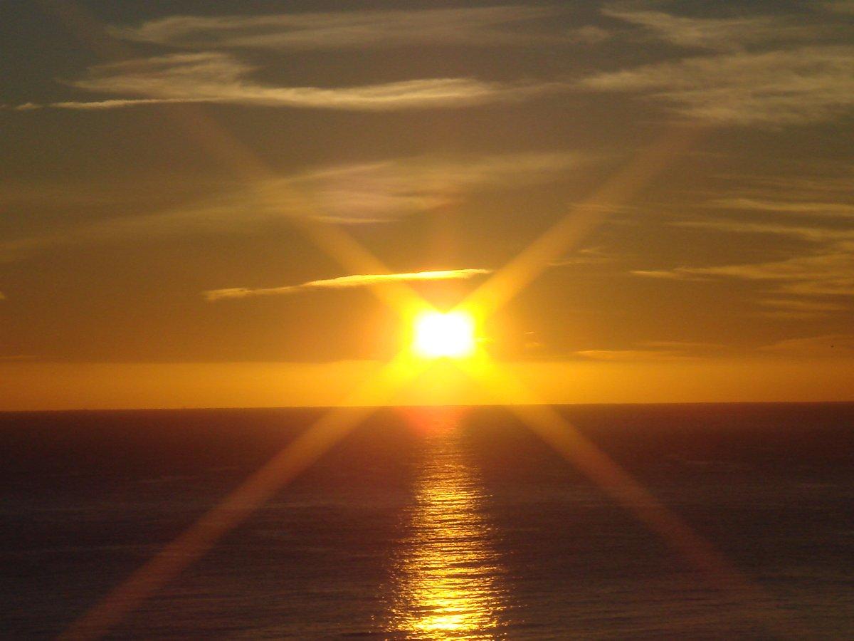 I el sol surt