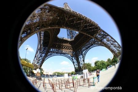 París: La torre Eiffel