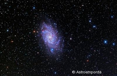 Galàxia del triangle M 33