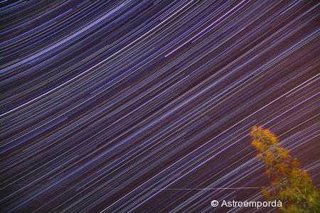 Traços d'estrelles