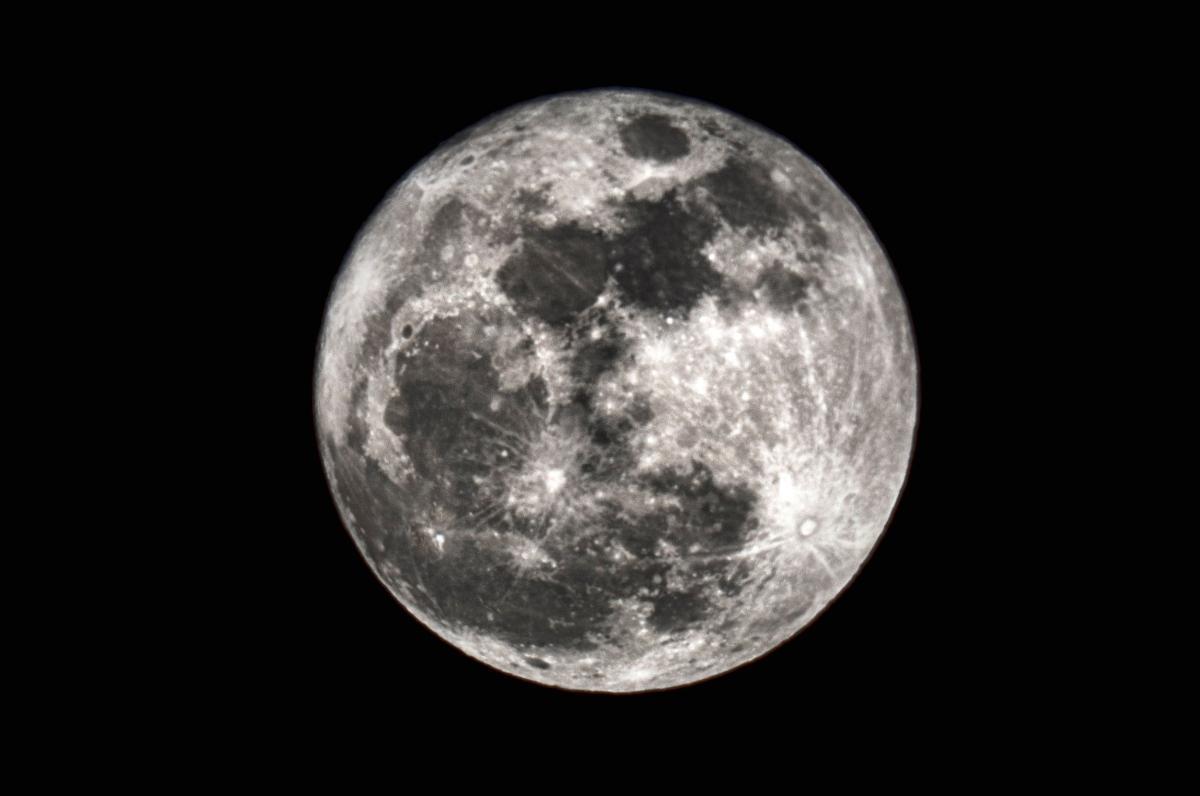 La lluna amb reductor