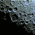 Detall cràters