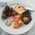 Bon menjar típic a Värdshus Nordanågården