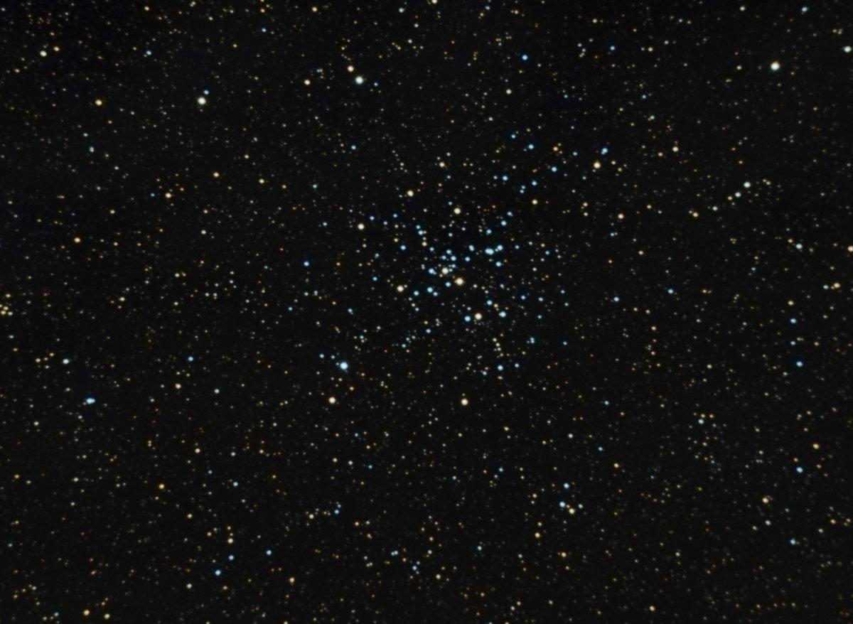 Cúmul obert M 41