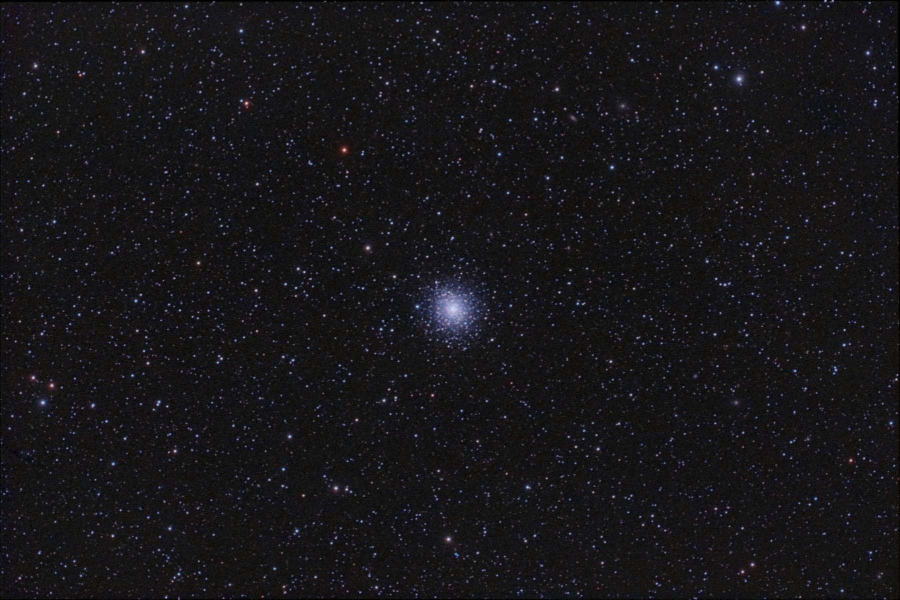 Cúmul globular M92