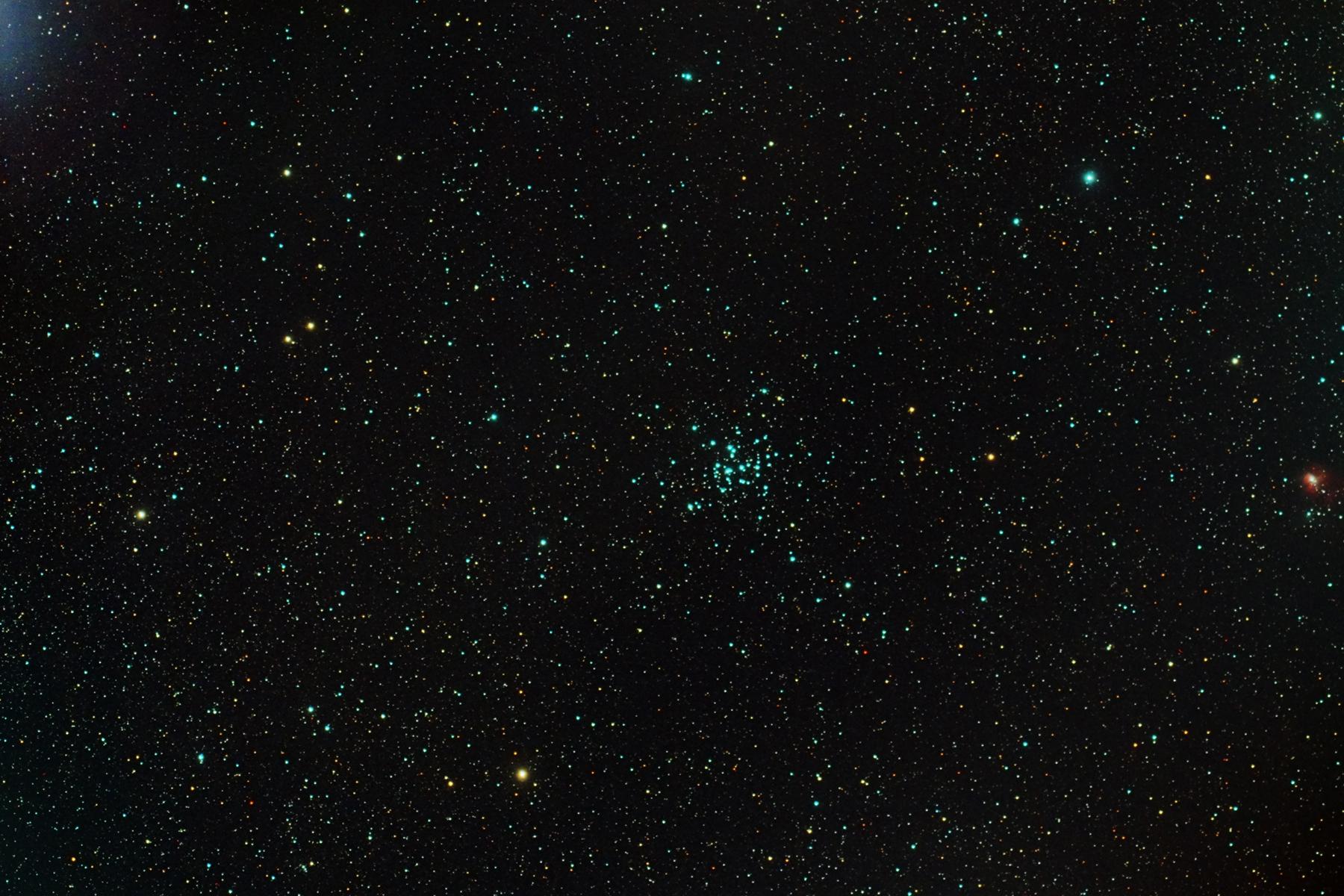Cúmul M36 a Àuriga