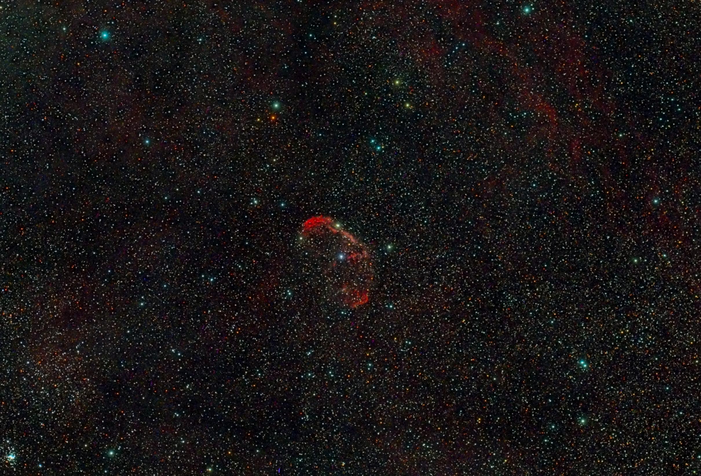 Nebulosa Crescent NGC 6888