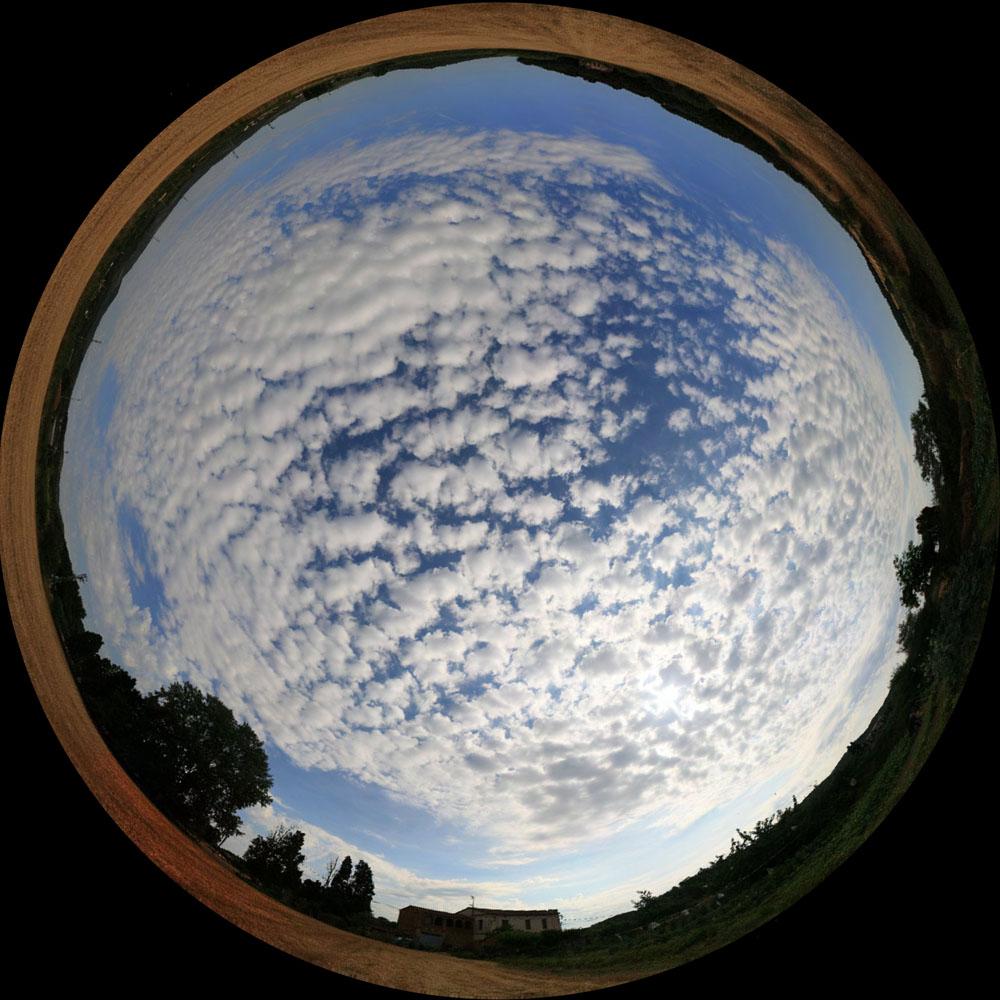 Tot el cel amb núvols versió 2