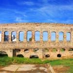 Aqüeducte romà a Mèrida
