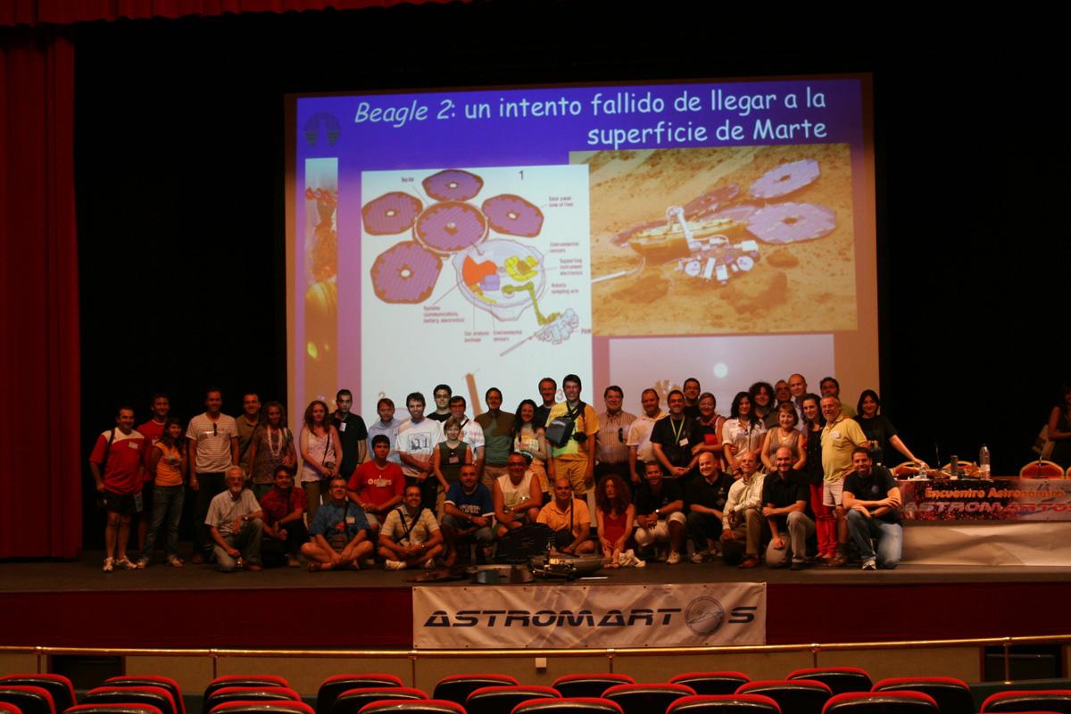 Astromartos 2009