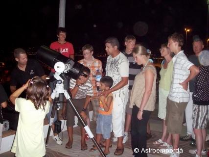 Observació pública a Palamós