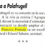 Seu astronòmica a Palafrugell.