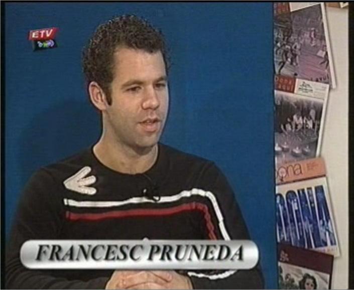 Entrevista a Empordanet TV