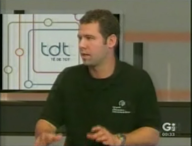Entrevista al Té de tot a Girona TV