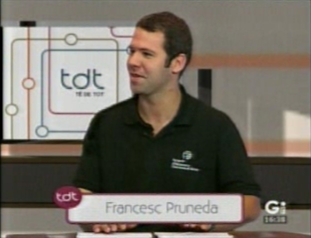 Té de tot, Girona TV. Maig 2009