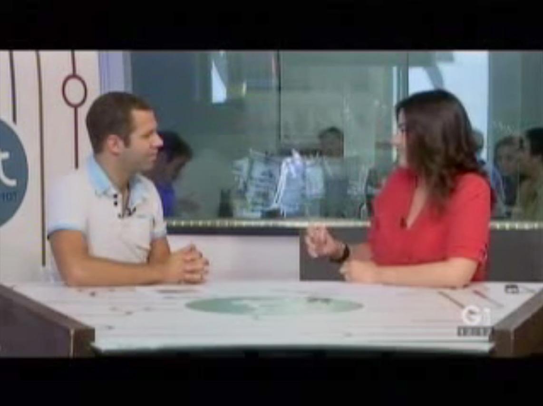 Entrevista al Té de tot, TV Girona