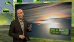 Foto d\'iridiscències solars a Espai terra de TV3