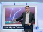 Llamps a El tiempo de TVE1