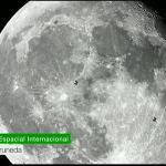 Trànsit de la ISS a LaSexta