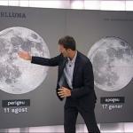 Comparativa de la mida de la lluna al Telenotícies Vespre