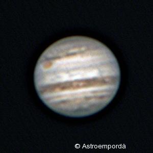 Júpiter en oposició ampliat