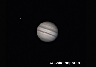 Júpiter i Ío