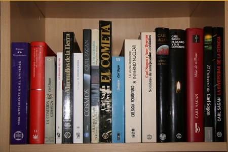Tots els llibres de Carl Sagan