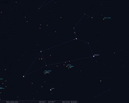 Constel·lació del Lleó