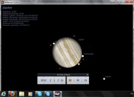 Trànsit triple a Júpiter