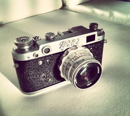Càmera FED2, una relíquia!