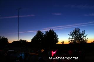 Astromartos 2011: núvols noctinulents
