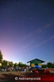 Astromartos 2011: observació i Iridium