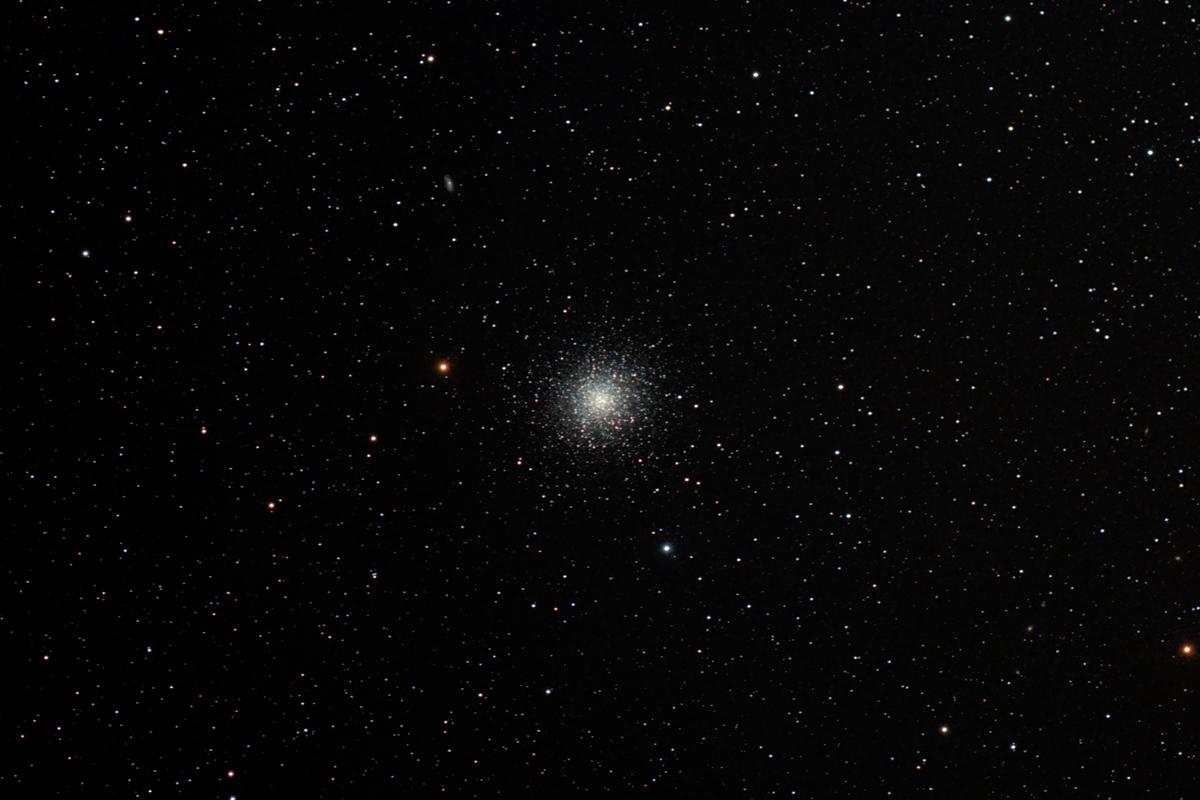 M 13, el gran cúmul d'Hèrcules