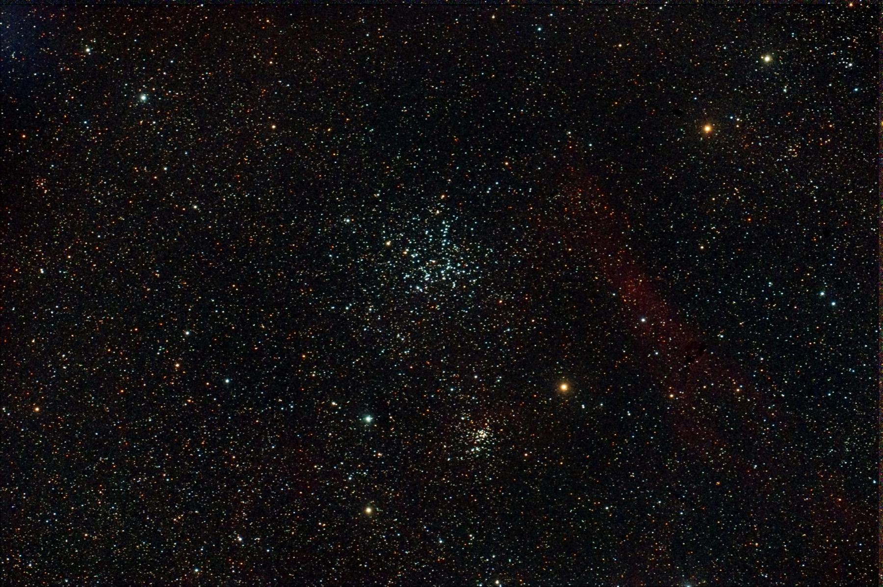 M 38 i NGC 1907