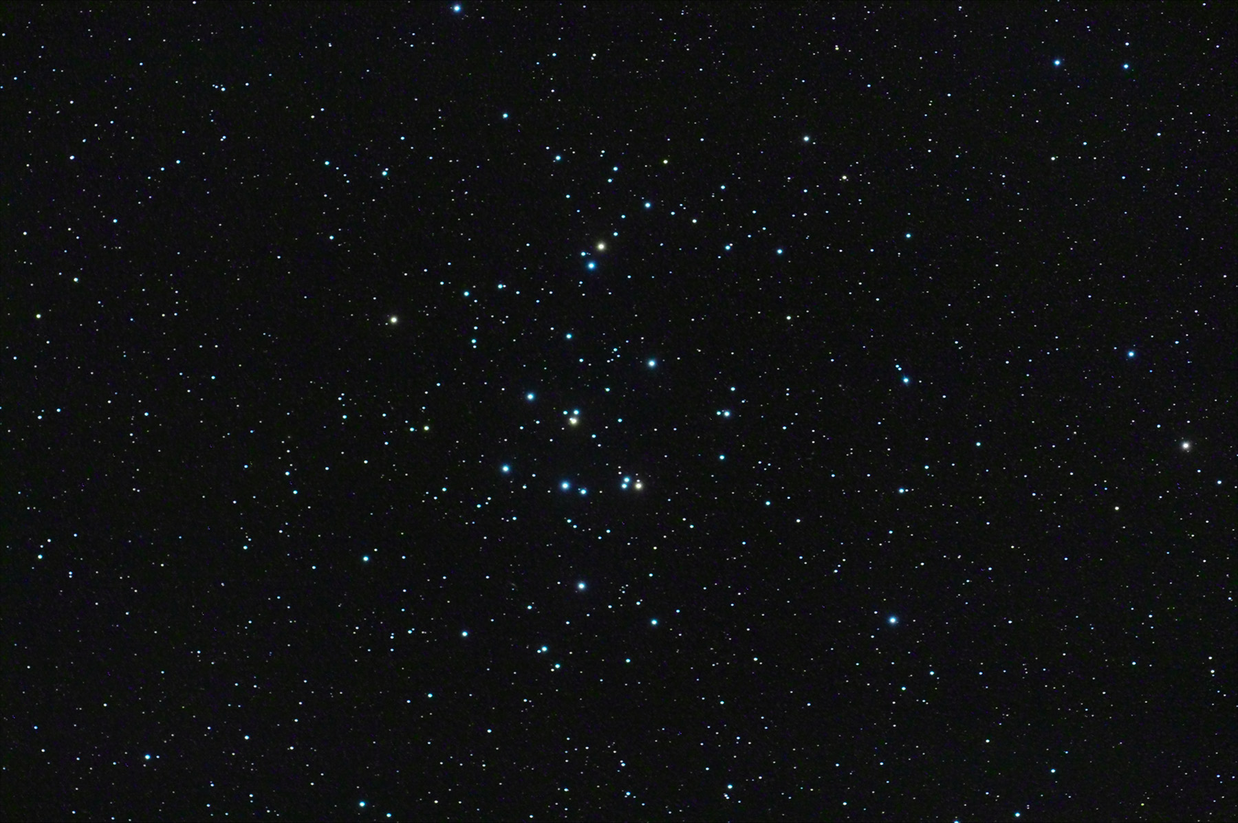 Cúmul del Pessebre M 44