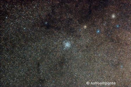Cúmul M11 - cúmul de l'anec salvatge