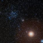 M 35, NGC 2158 i mart