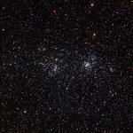 Doble cúmul de Perseu NGC 869 - 884