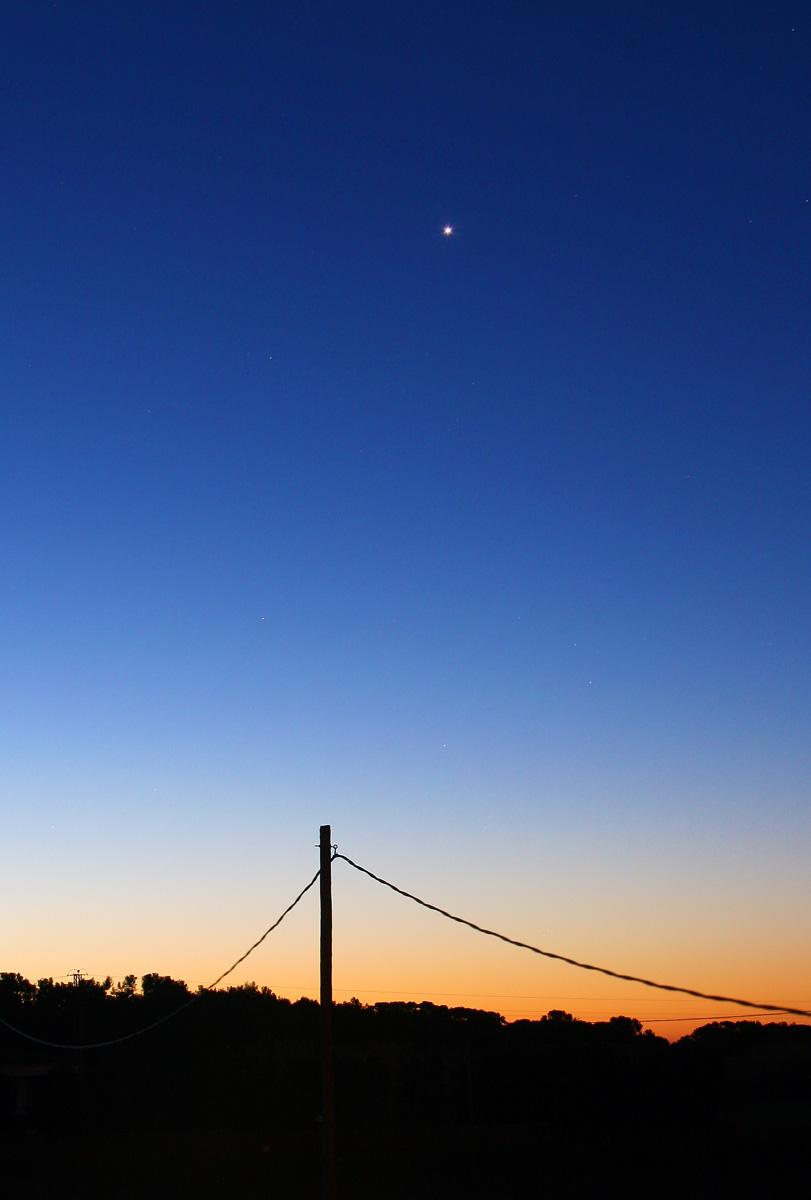 Venus a l\'alba