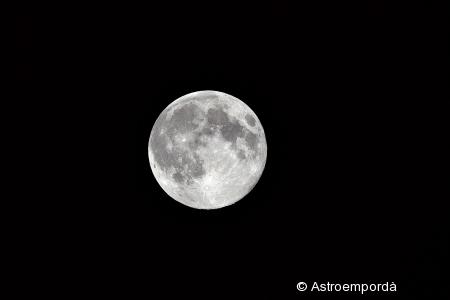 Lluna al perigeu