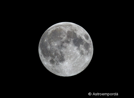 La lluna plena més petita de l'any