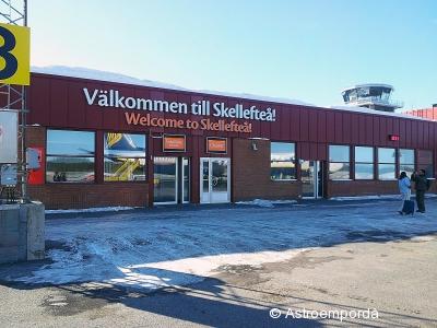 Aeroport d'Skelleftea