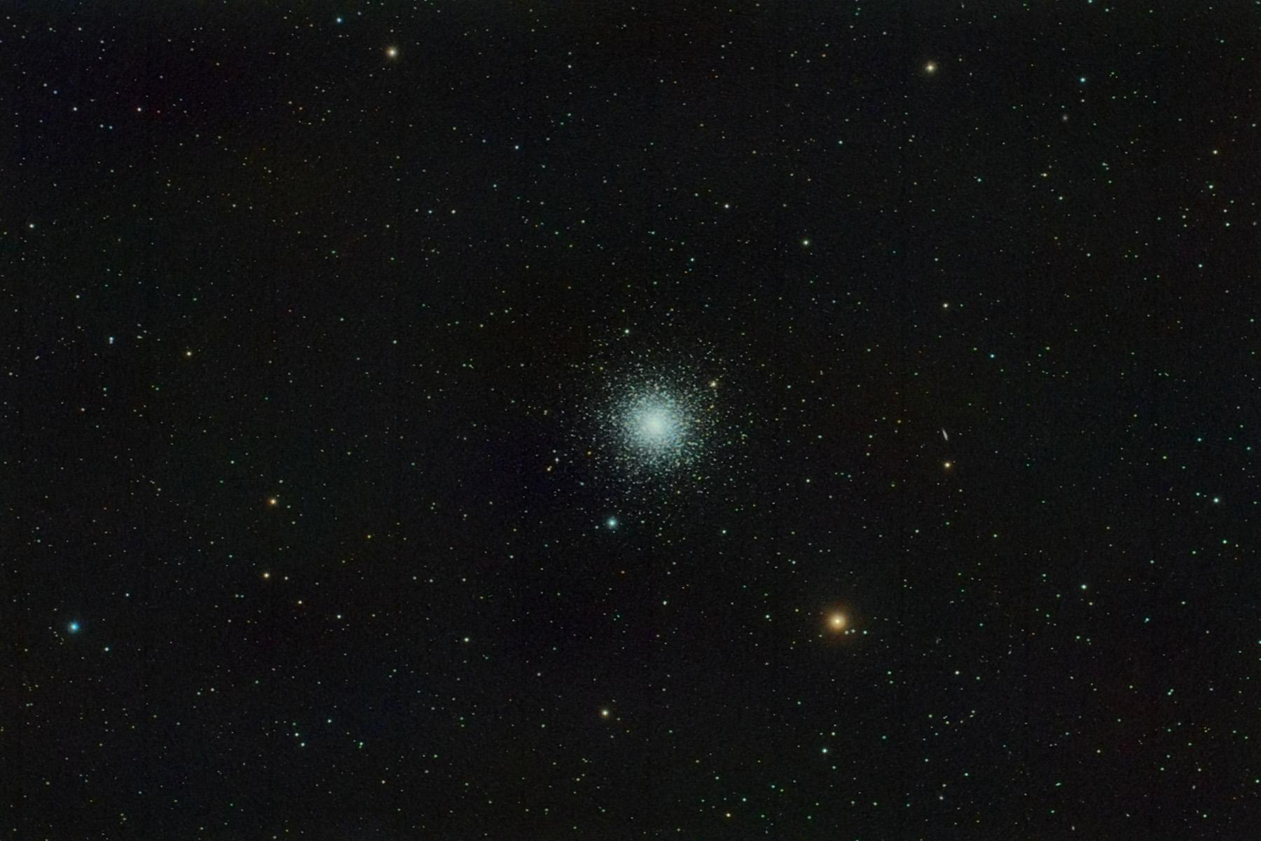 Cúmul globular M3
